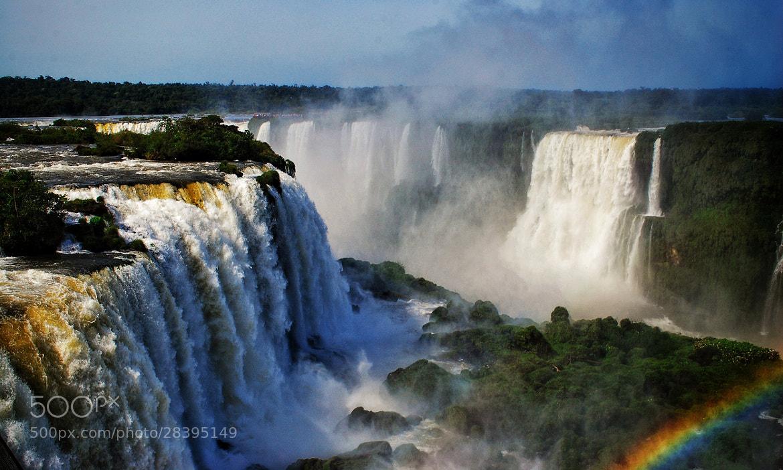 Photograph Iguassu falls by tomeve01 on 500px