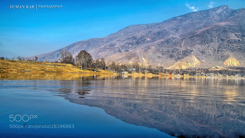 Photograph Infinity blue by Suman Kar on 500px