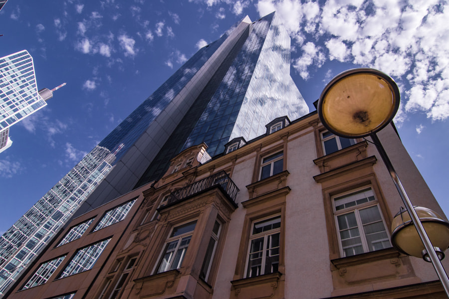 Frankfurt - Westend by Gerd Weist on 500px.com