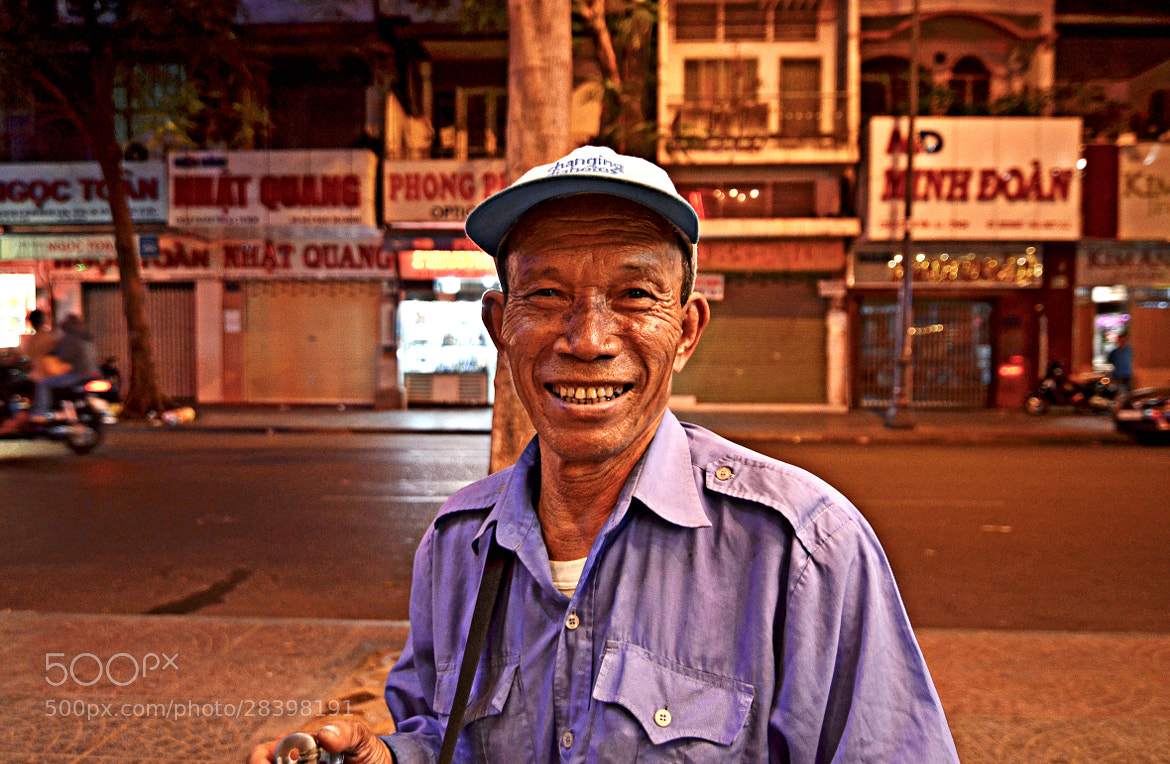 Photograph Vietcong veteran by S e i n on 500px