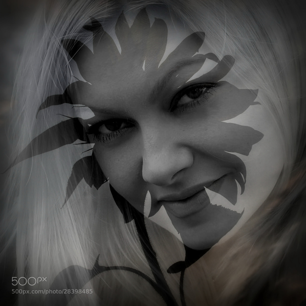 Photograph Abstraportrait by Natasha Goryaeva on 500px