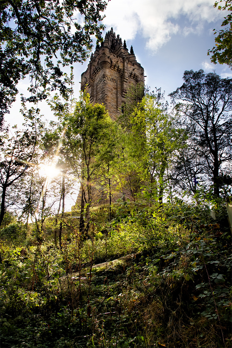 Photograph Climbing Abbey Craig by Ian McConnell on 500px