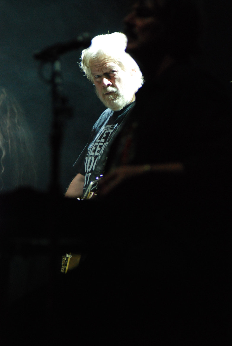 Photograph Randy Bachman of The Guess Who by DAN Hebert on 500px