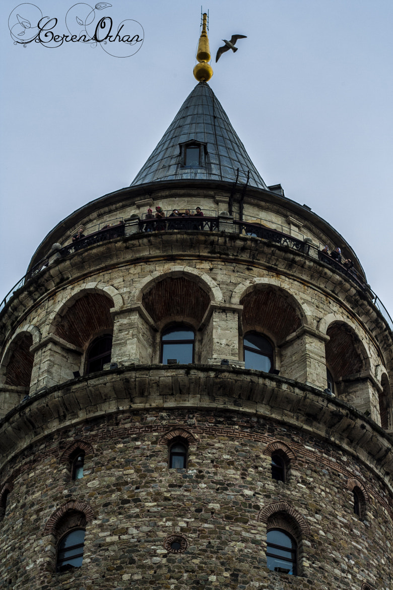 Photograph Galata Tower by Ceren Orhan on 500px