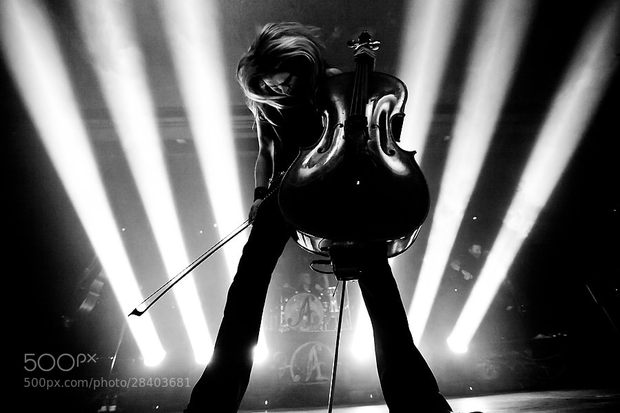 Photograph Apocalyptica by Kara Rokita on 500px