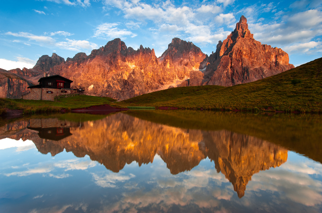 Photograph Dolomites by Matteo Musetti on 500px