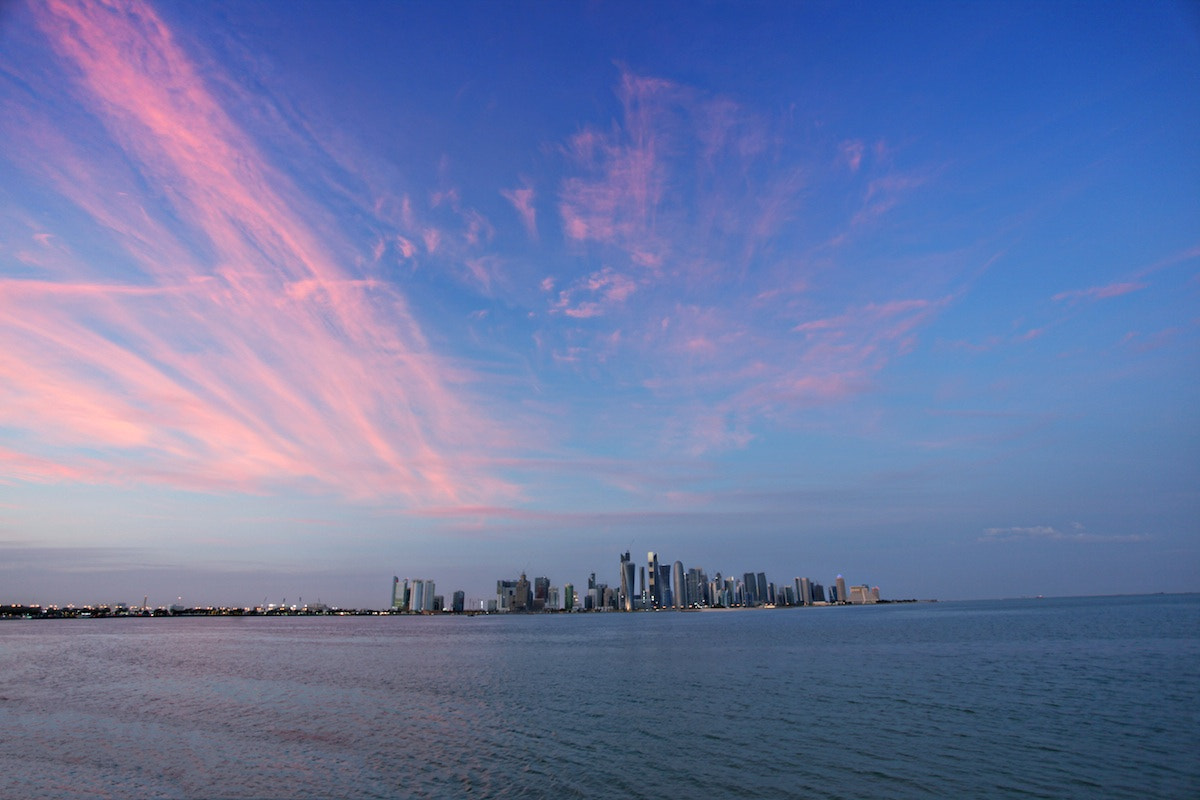 Photograph Doha by Anthony B on 500px