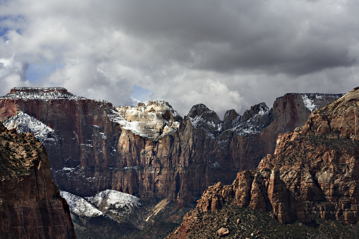 Photograph Zion Canyon by Jack Arnold on 500px