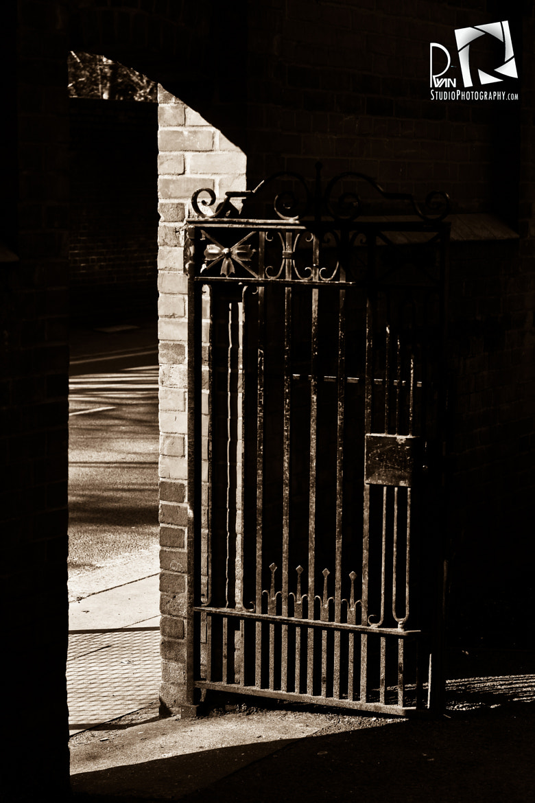Photograph A gate to light by Ryan Photography on 500px