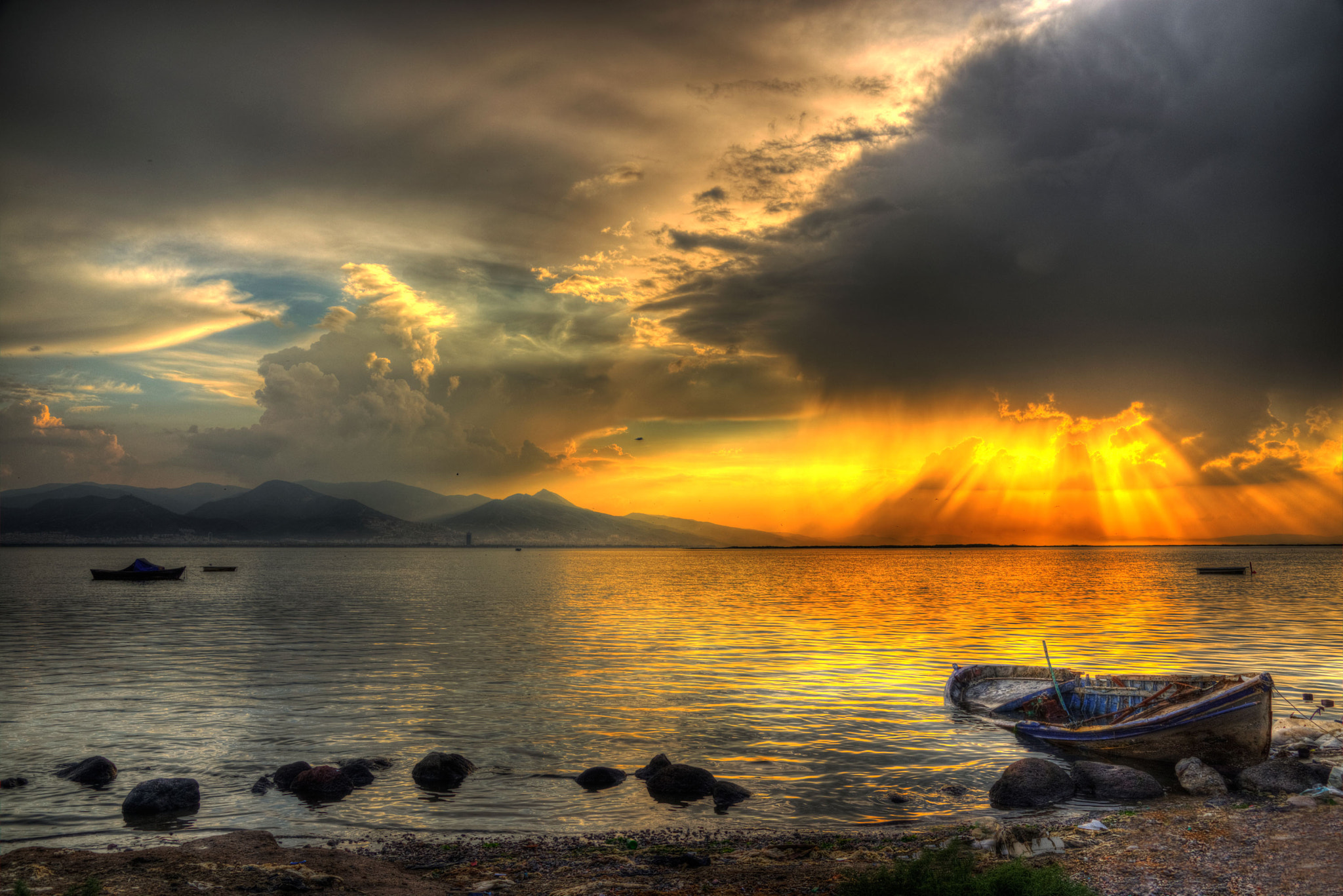 Photograph sunset in turkey by Özer Kızıldağ on 500px