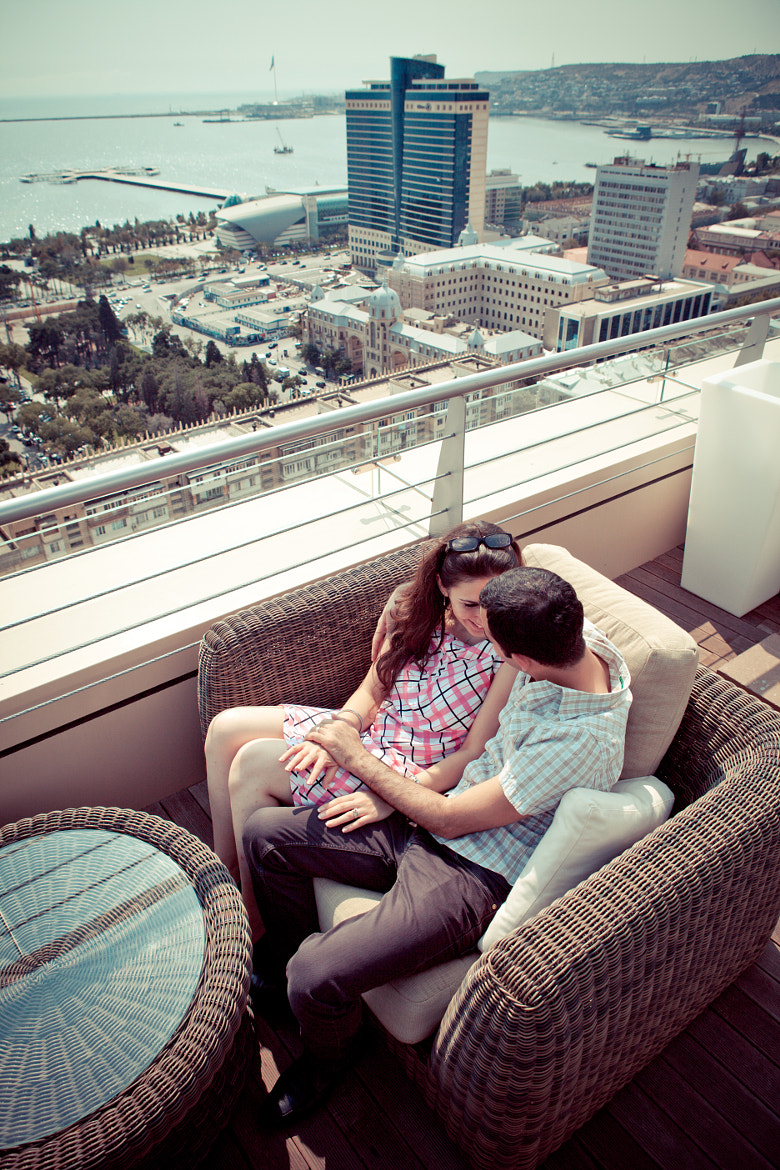 Photograph Love over The City by Bahman Mirzoyev on 500px