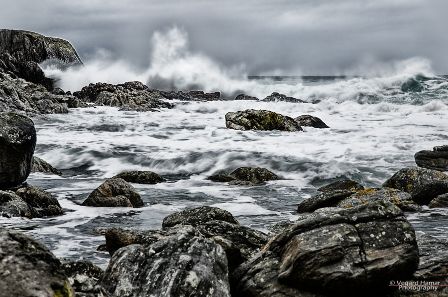 Photograph A painters view by Vegard Hamar on 500px