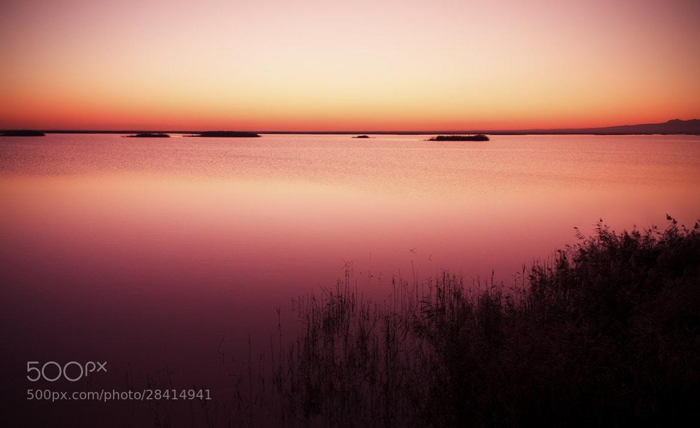 Photograph Boughzoul lake - Médéa - Algérie by Farouk KHELIL CHERFI on 500px