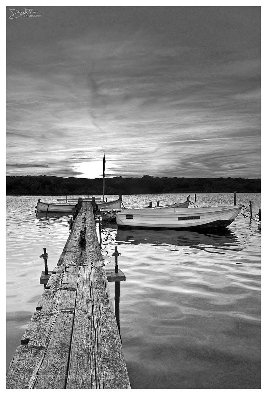 Photograph Sanitja B&W by Davide Tizzoni on 500px