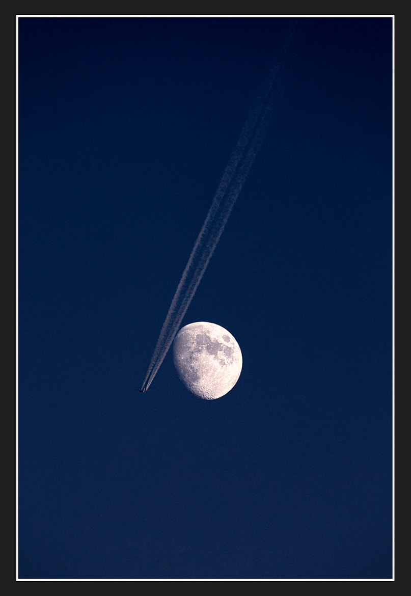 Photograph Up to the moon! by Moreno Bartoletti on 500px