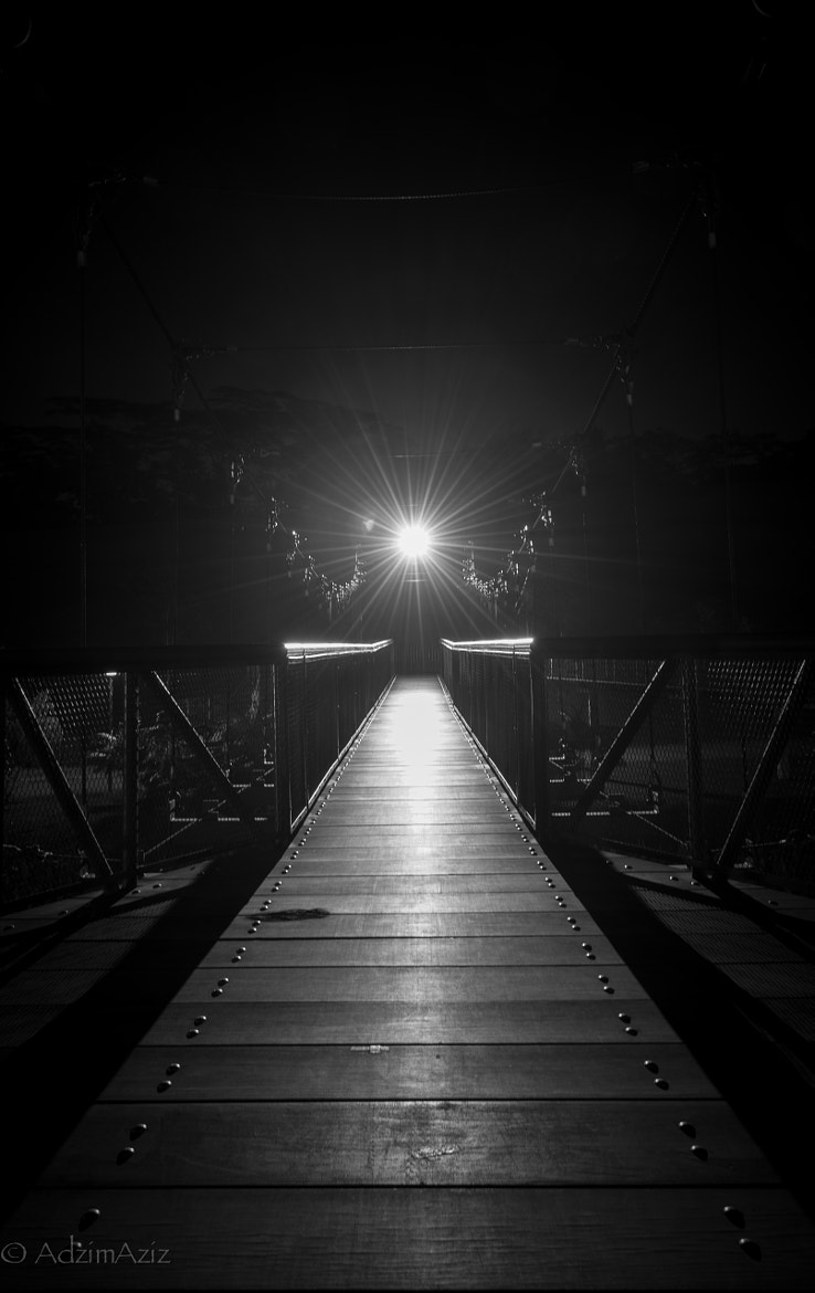 Photograph I see the light by Adzim Aziz on 500px