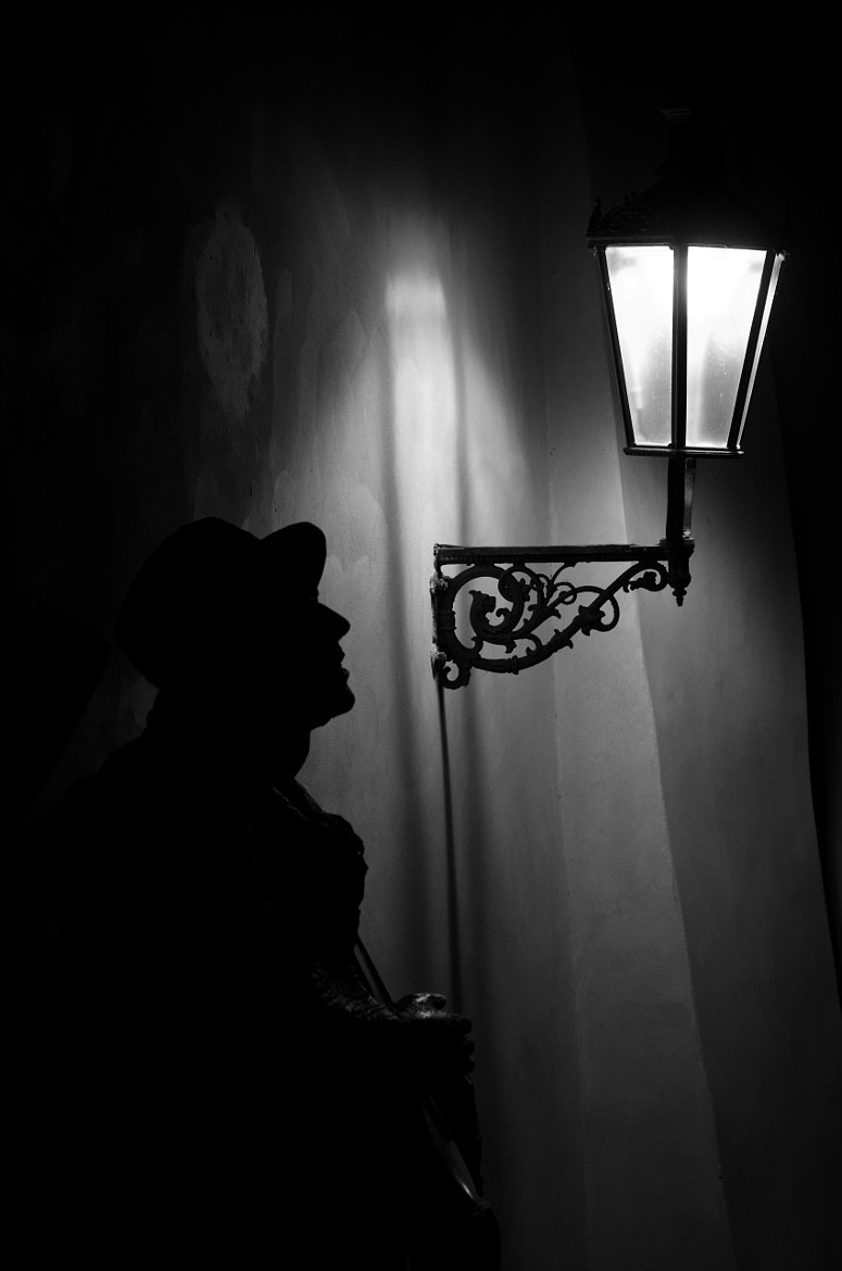 Photograph Lamplight. by Neil Hargreaves on 500px