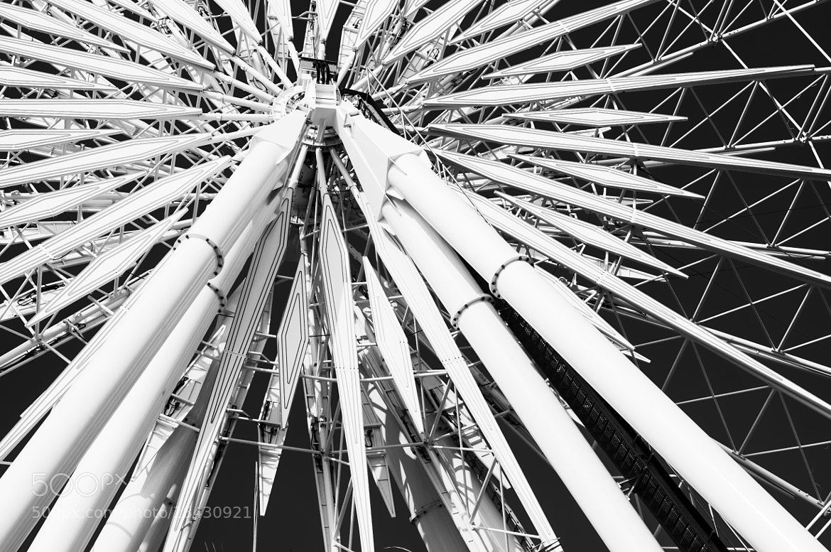 Photograph The Asiatique Ferris Wheel by Joseph Parker on 500px