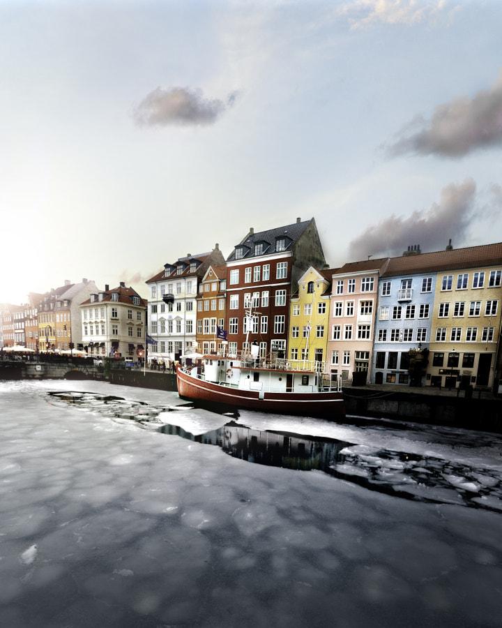 Nyhavn Copenhagen by Malthe Rendtorff Zimakoff on 500px.com