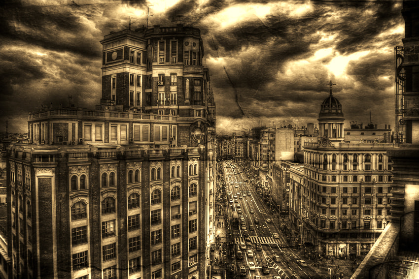 Photograph De Madrid al cielo. by Dani  Parra on 500px