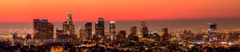 Photograph Divino Ciudad Costera de Los Ángeles by Chris Meier on 500px