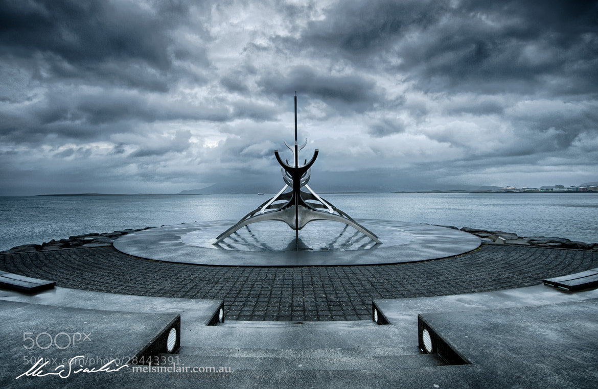 Photograph The Sun Voyager In Shadow by Mel Sinclair on 500px