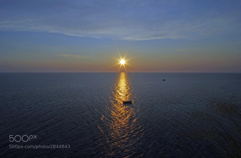 Photograph Sani sunset vistas by Fokion Zissiadis on 500px