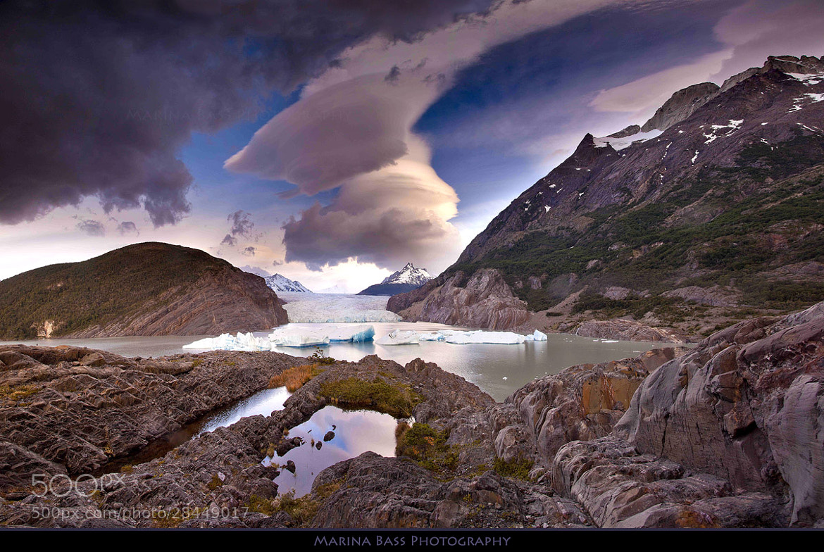 Photograph Patagonian Morning by Marina Bass on 500px
