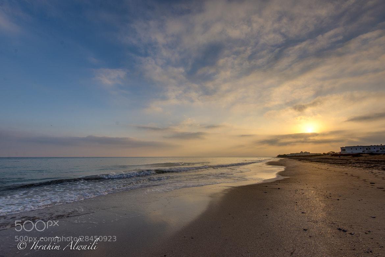 Photograph Sunrise by Ibrahim AlWaili on 500px