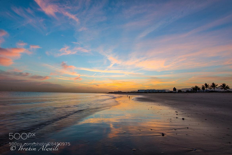 Photograph Colourful sunrise by Ibrahim AlWaili on 500px