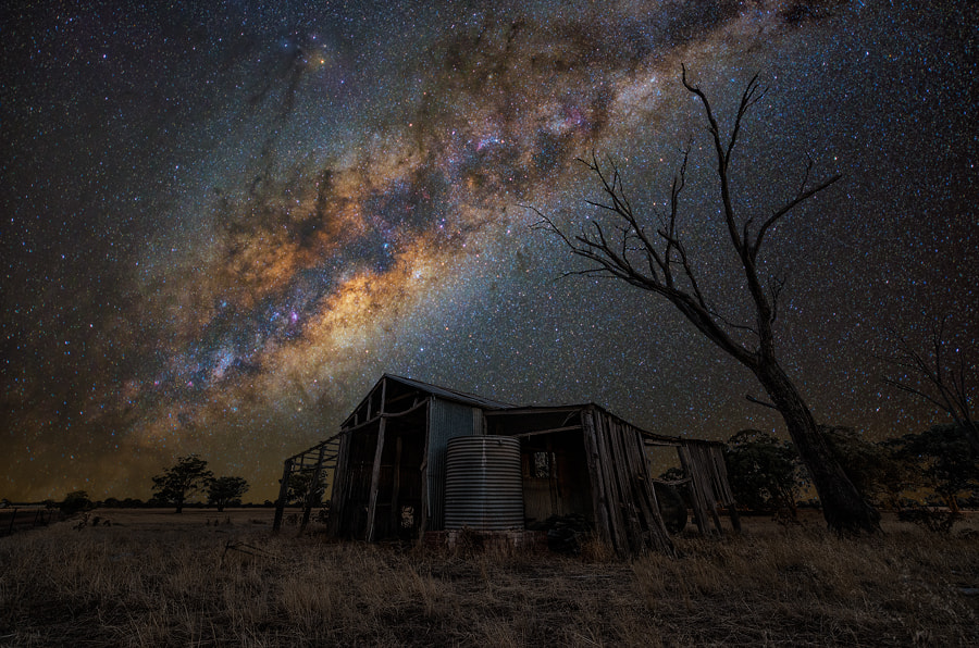 Photograph Forgotten by Lincoln Harrison on 500px