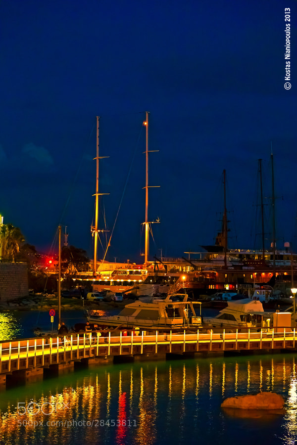 Photograph Zea Marina II  by Kostas Nianiopoulos on 500px