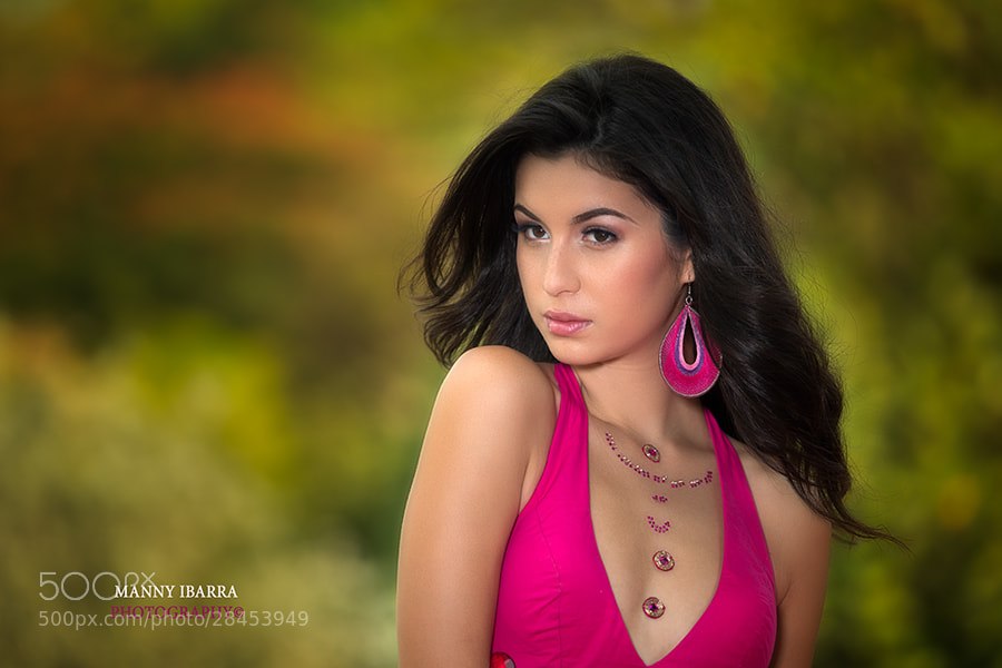 Photograph Sonya by Manny Ibarra on 500px