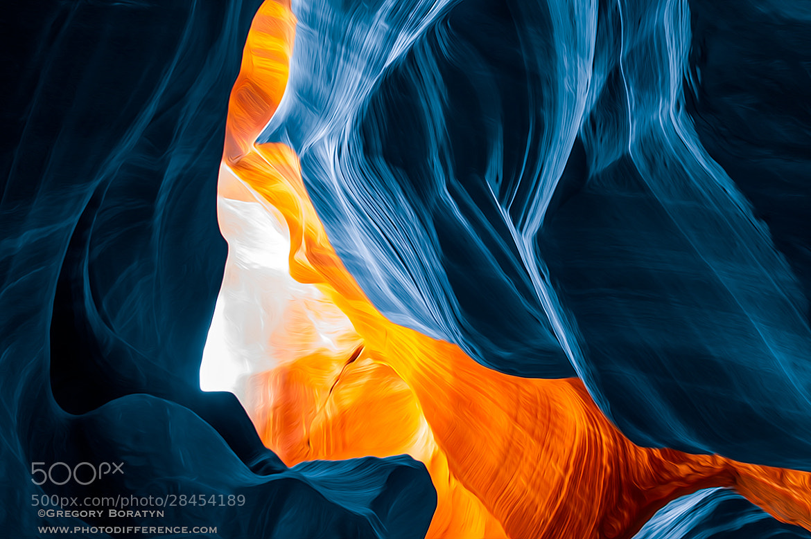 Photograph The Face by Greg Boratyn on 500px