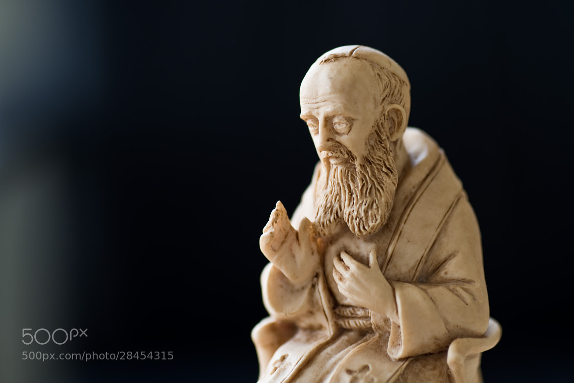 Photograph statuettes (01) - Leopoldo Mandic by Vlado Ferencic on 500px
