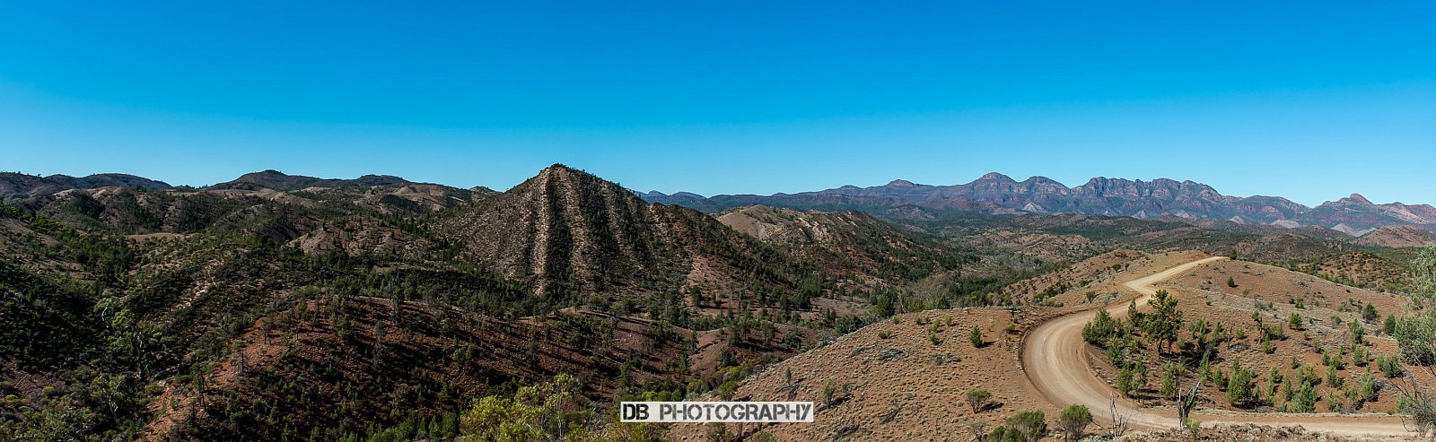 Photograph Wilpena Pound Panorama by Hans Weichselbaumer on 500px