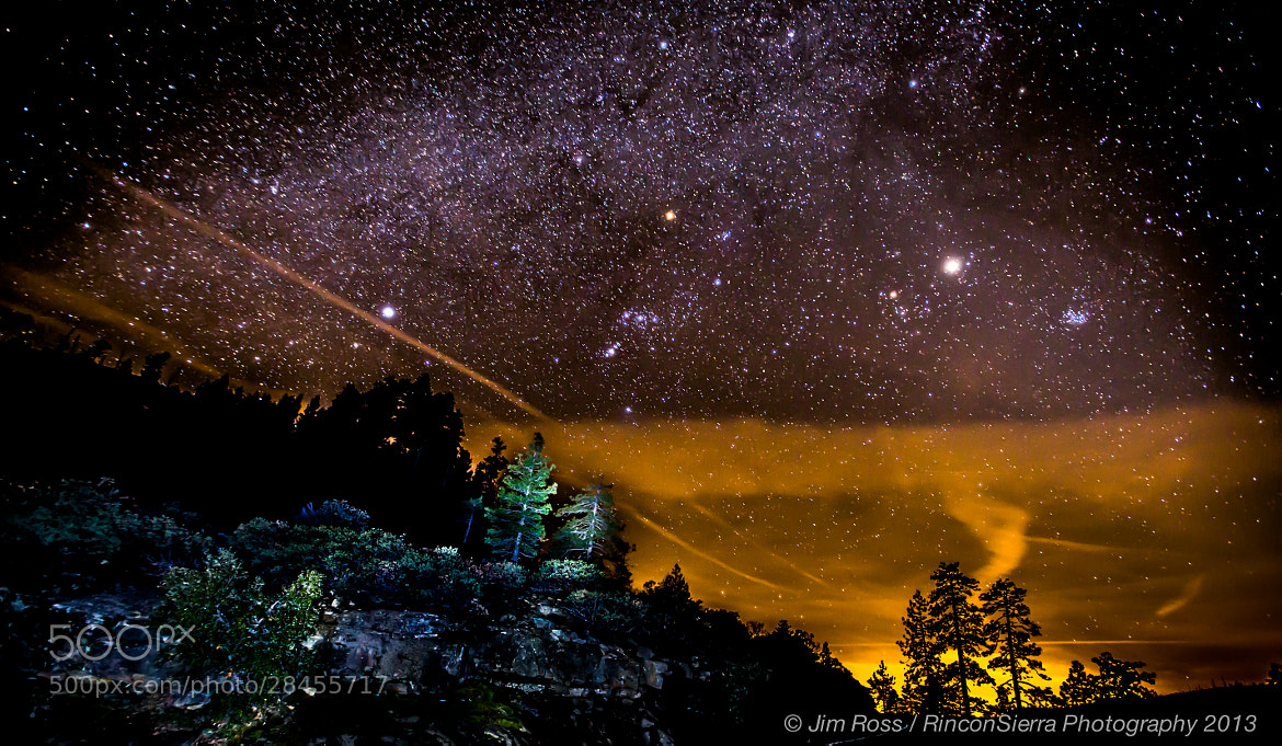 Photograph Playing in the Dark, Yosemite West!!! by Jim Ross on 500px