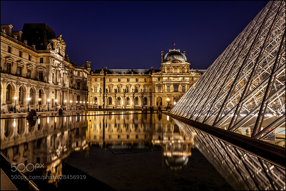 Photograph Louvre by Sus Bogaerts on 500px