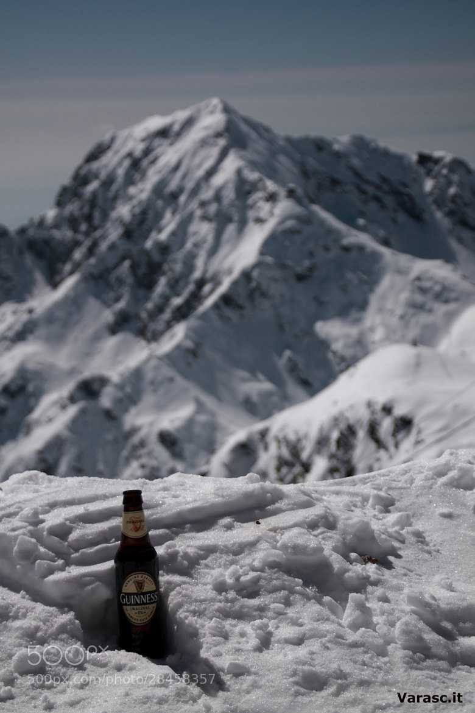 Photograph Alpine Dark Taste by Marco Soggetto on 500px