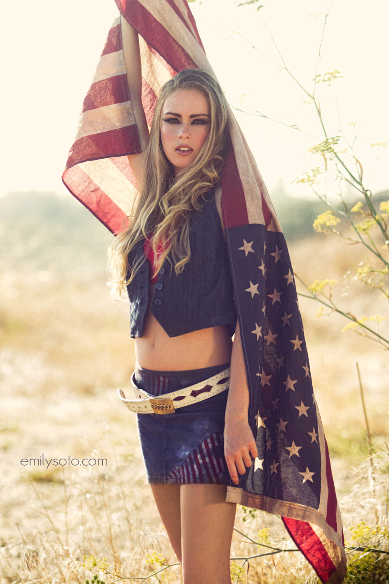 Photograph Stars and Stripes by Emily  Soto on 500px