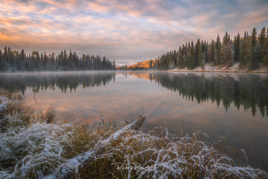 Jarvis Lake in Alberta - Canada by Rafal Różalski on 500px.com