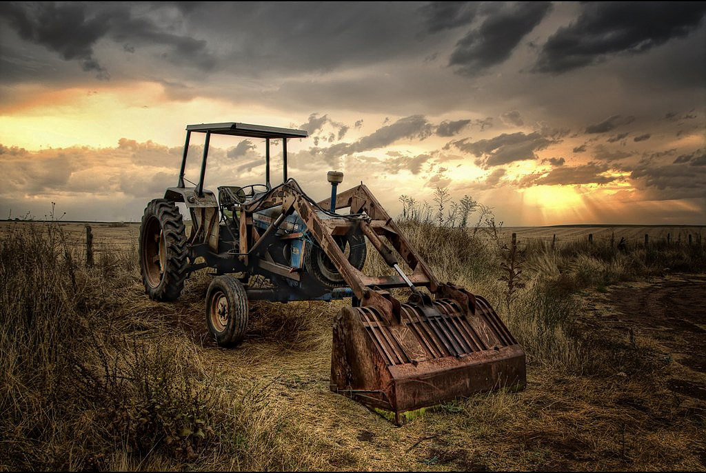 Photograph Tractorico by Isidoro M on 500px