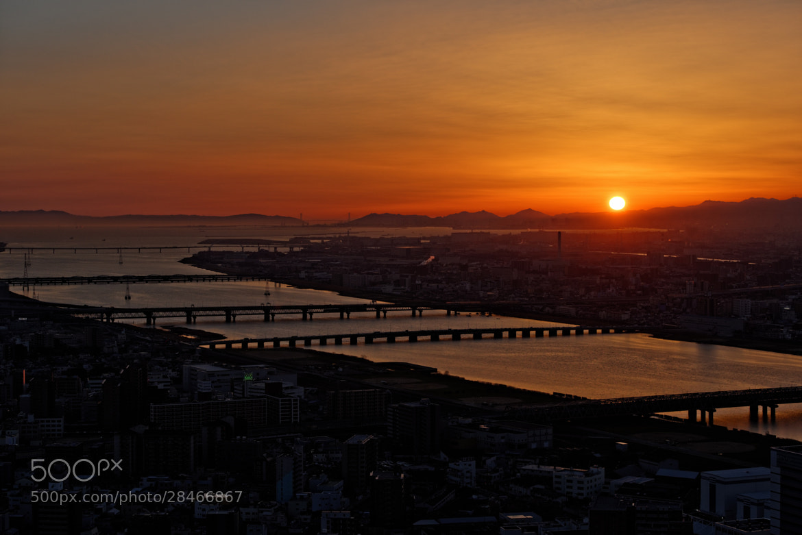 Photograph End of the Day by Yoshihiko Wada on 500px