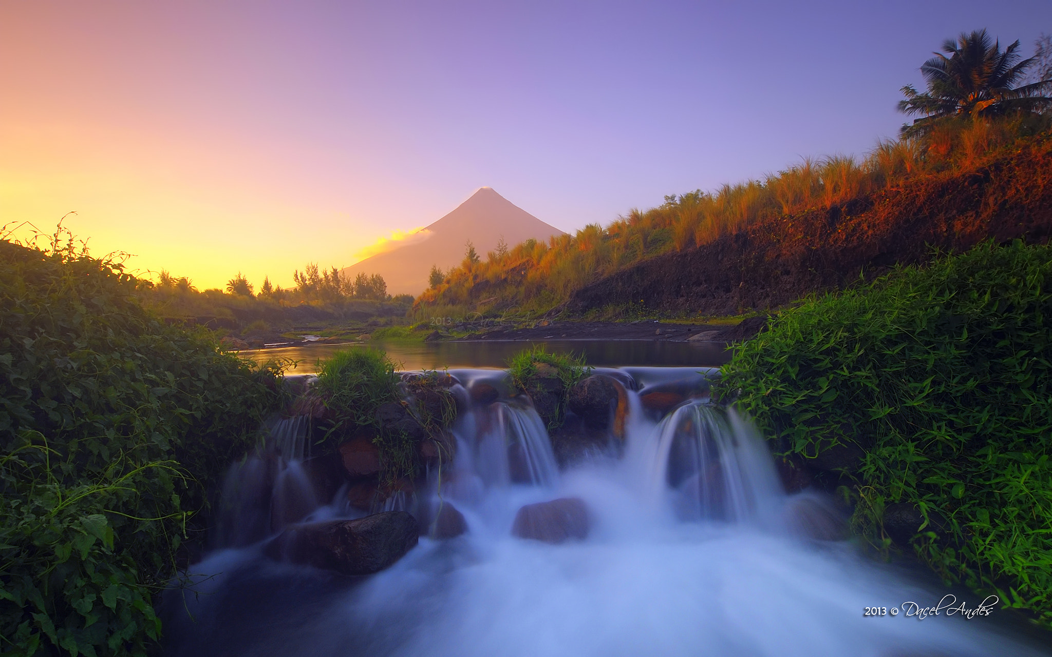"""Photograph """" Dividing Colors II """" by Dacel Andes on 500px"""