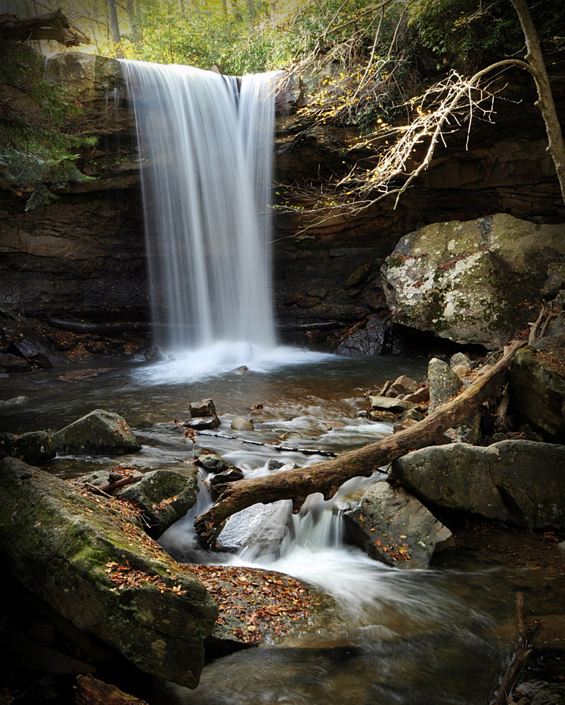 Photograph Cucumber Falls by john soulnier on 500px