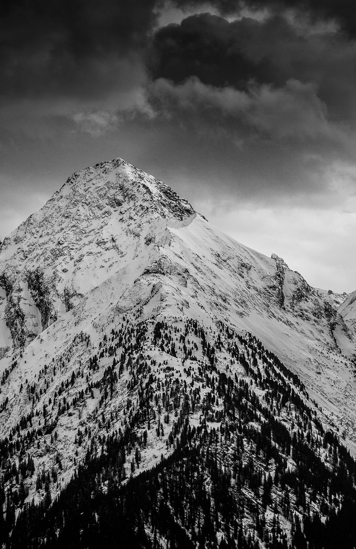 Photograph Snow Mountain by Christiaan Slot on 500px
