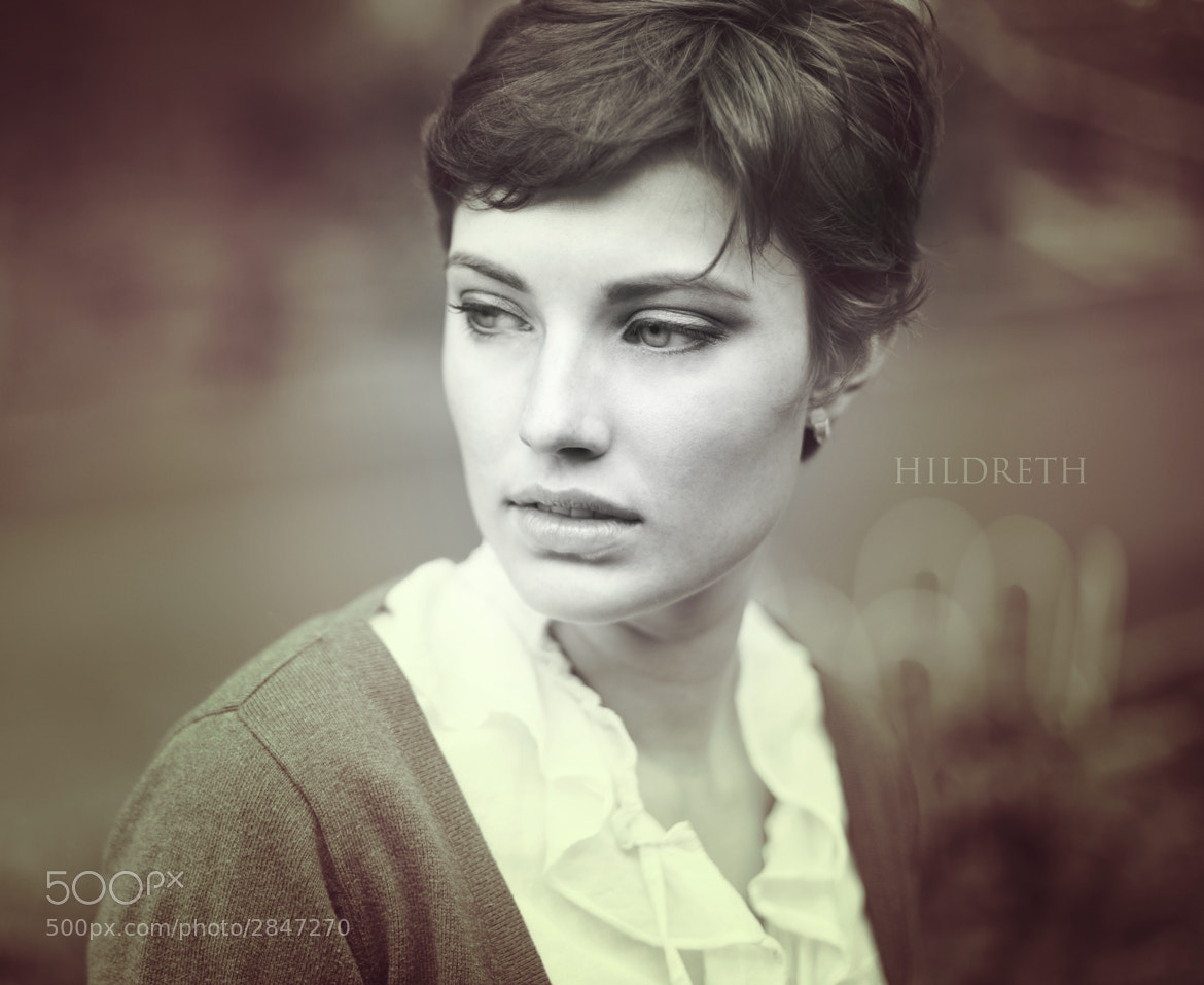 Photograph Liz VI by Charles Hildreth on 500px