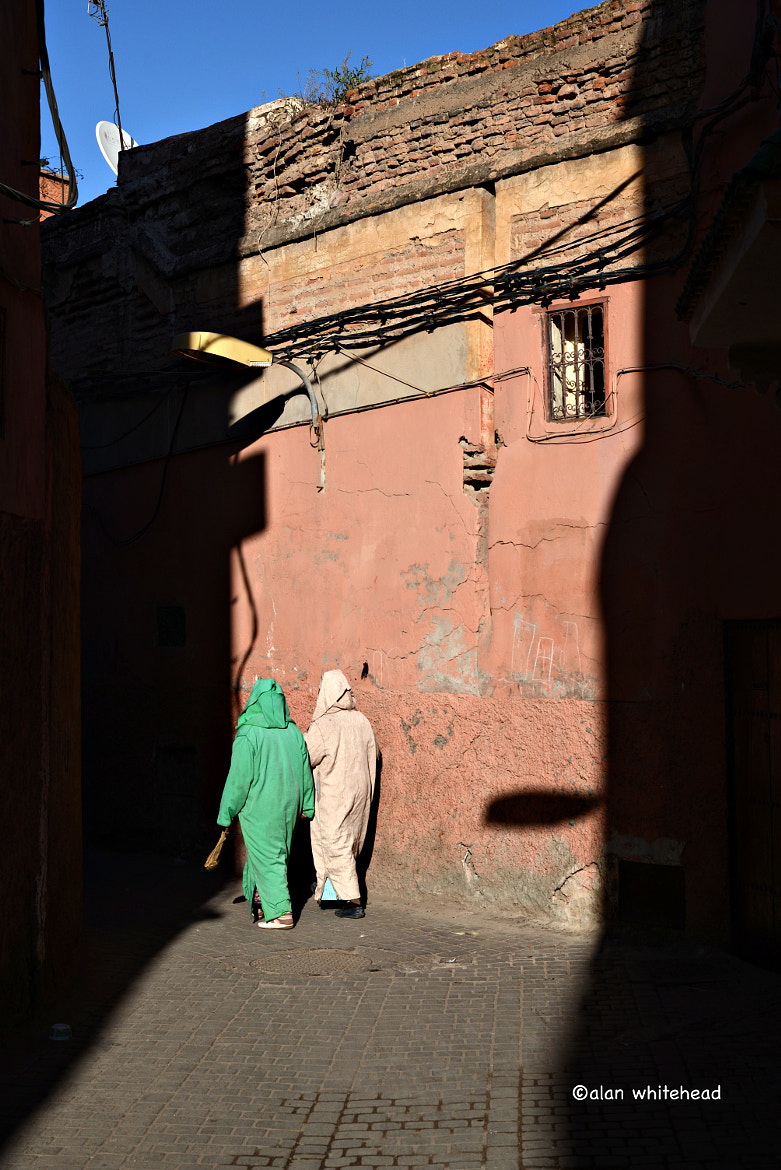 Photograph Mysterious Marrakech by Alan  Whitehead on 500px