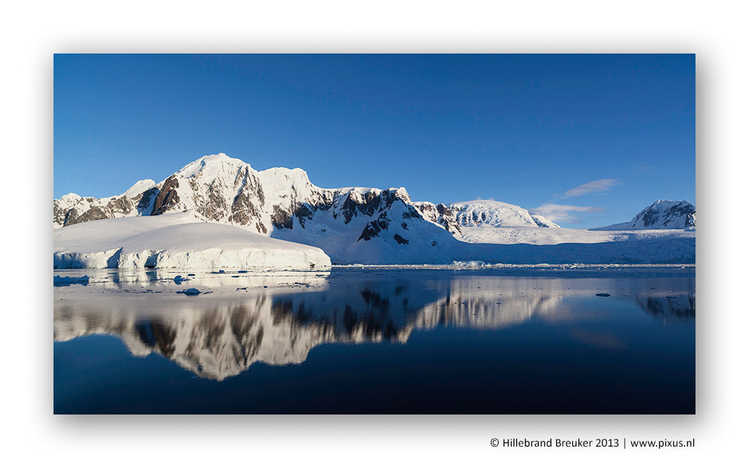 Photograph Lemaire Channel Antarctica by Hillebrand Breuker on 500px