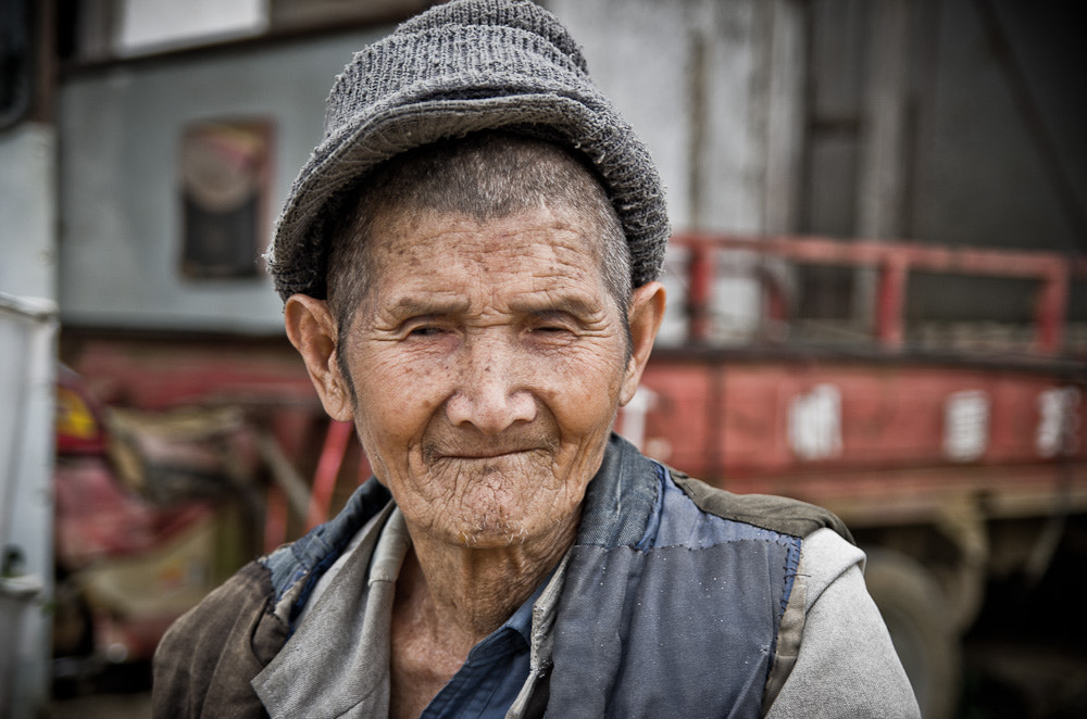 Photograph Old Man by Chris Jones on 500px